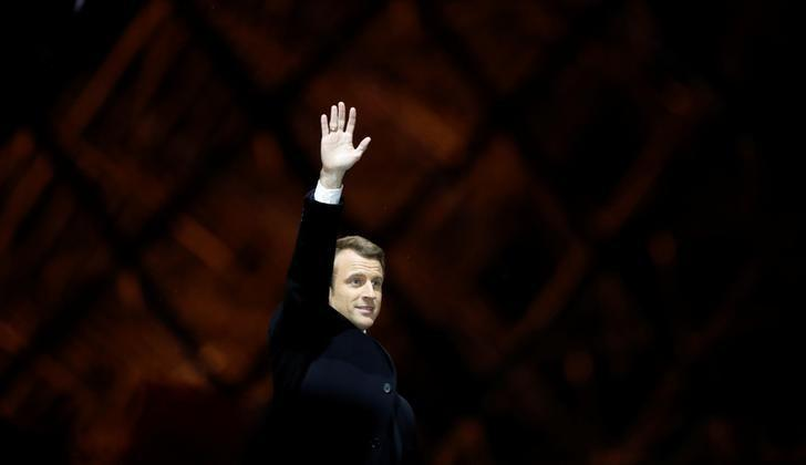 Macron the mould-breaker - France's youngest leader since Napoleon