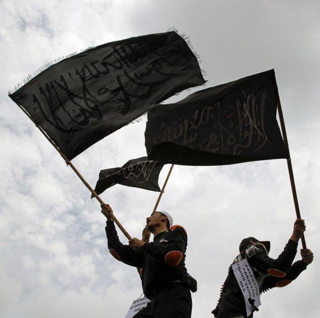 Indonesia disbands decades-old Islamic hardline group Hizbut Tahrir