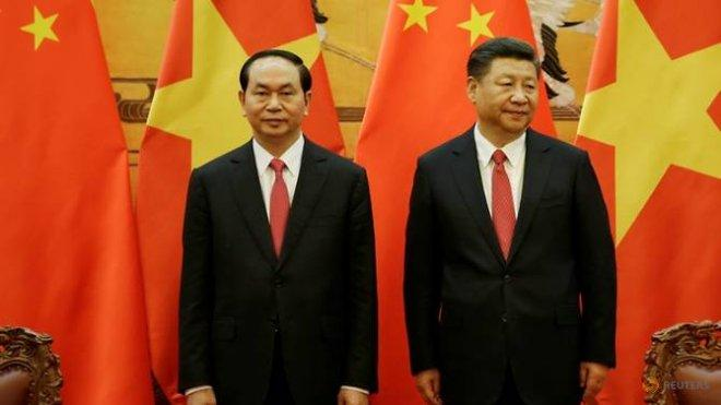 China says has 'positive' talks with Vietnam on South China Sea