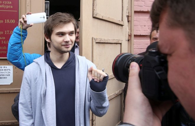 Russian blogger sentenced to 3.5 years' jail for playing 'Pokemon Go' in church