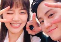 Yang Yoseob and Shin Go Eun