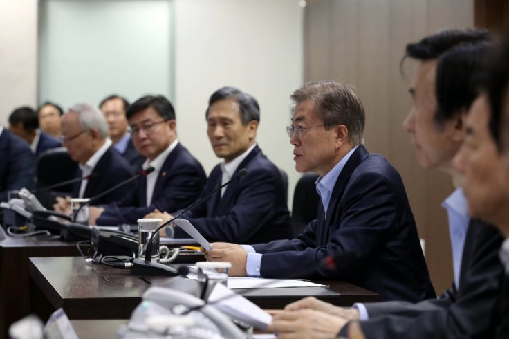 South Korea willing to reopen communications with North amid missile crisis
