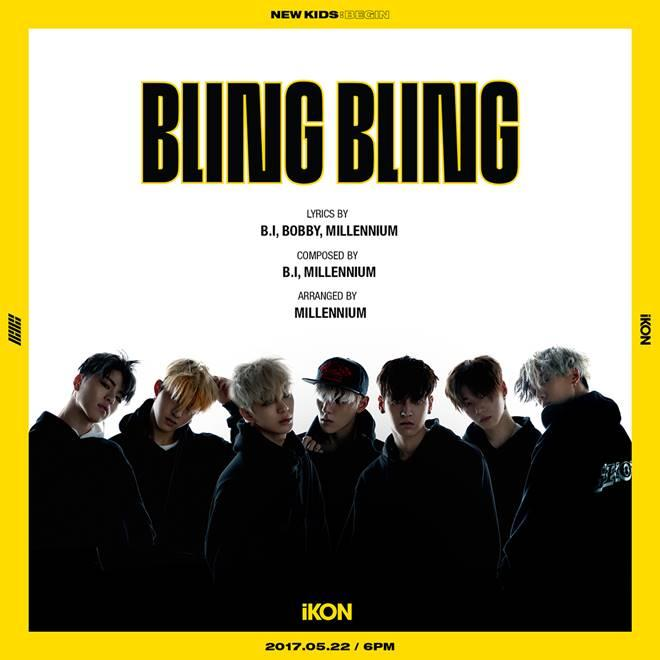 iKON set to release new album New Kids: Begin