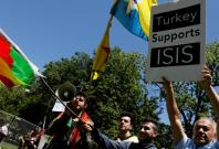 Turkish And Kurdish supporters come to blows after Trump-Erdogan meeting in Washington