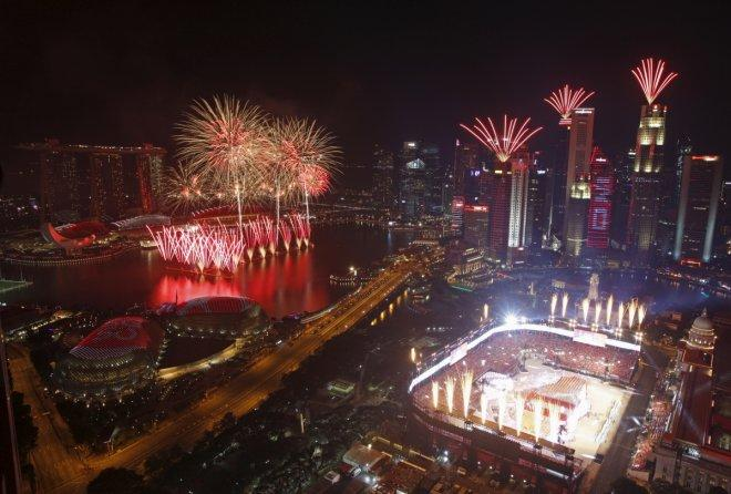 Singapore National Day Parade