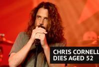Soundgarden and Audioslave singer Chris Cornell dies aged 52