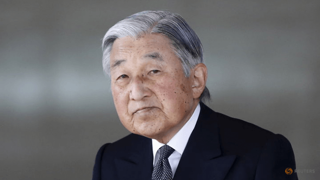 Japan's government approves abdication bill of Emperor Akihito