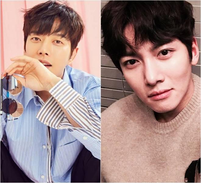 Park Hae-jin and Ji Chang Wook
