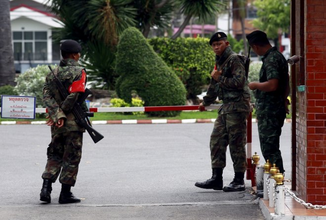 Explosion at Bangkok's King Mongkut Hospital injures 24