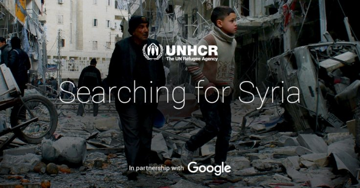 searching for syria