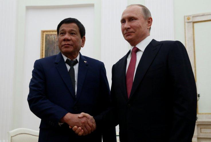 Duterte declares martial law in southern Philippines
