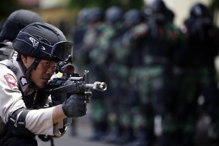 Indonesia probes suicide bombing that killed 3 policemen