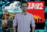Video game news round-up: Far Cry 5 revealed, Red Dead Redemption 2 delayed and GTA 5 sales