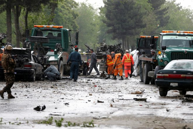 At least 49 killed, 320 injured in Kabul suicide car attack