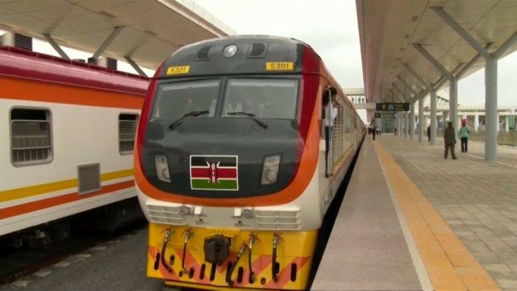 Kenya marks industrial milestone as standard gauge railway transferred from China