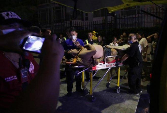 Resort world manila robbery