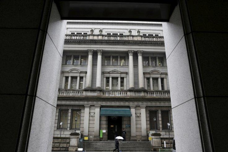 Bank of Japan announces negative interest rates