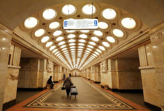 Moscow Metro's