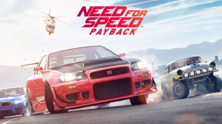 Need For Speed Payback reveal trailer (PS4, Xbox One, PC)