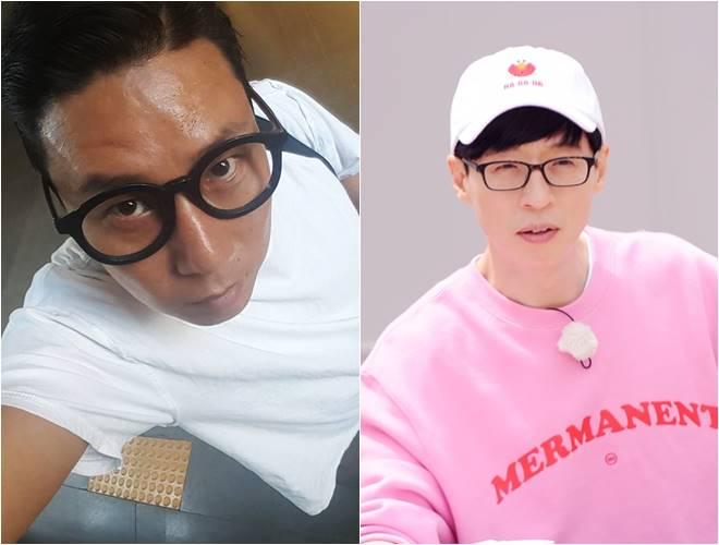 Lee Sang-min and Yoo Jae-suk