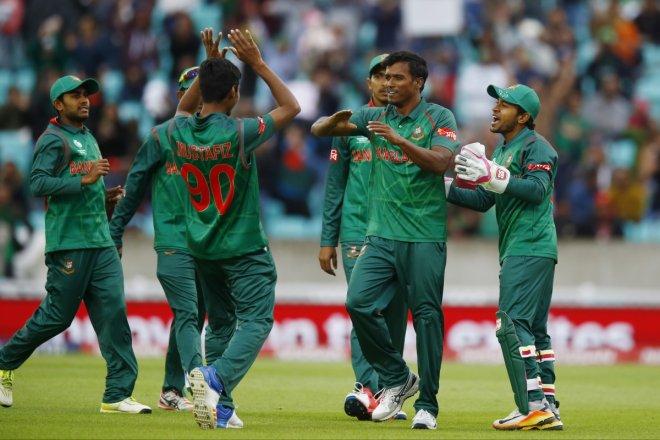 Bangladesh - Champions Trophy