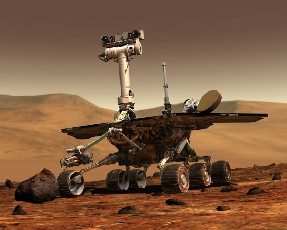 NASA to launch new manned Mars rovers in 2020