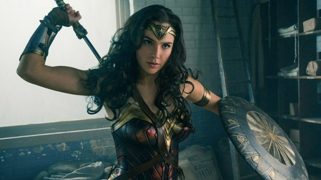 Wonder Woman breaks box office record  for a female director