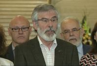 Sinn Fein leader Gerry Adams claims any deal between Tories and DUP would be bad for Northern Ireland