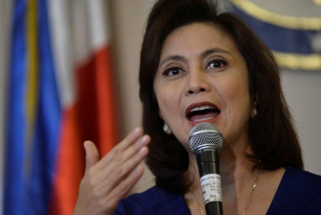Philippine Vice President sees importance of US  in fighting terror