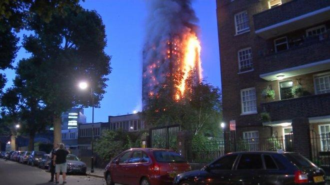 Reverend describes how Grenfell Tower fire conjured images of 9/11