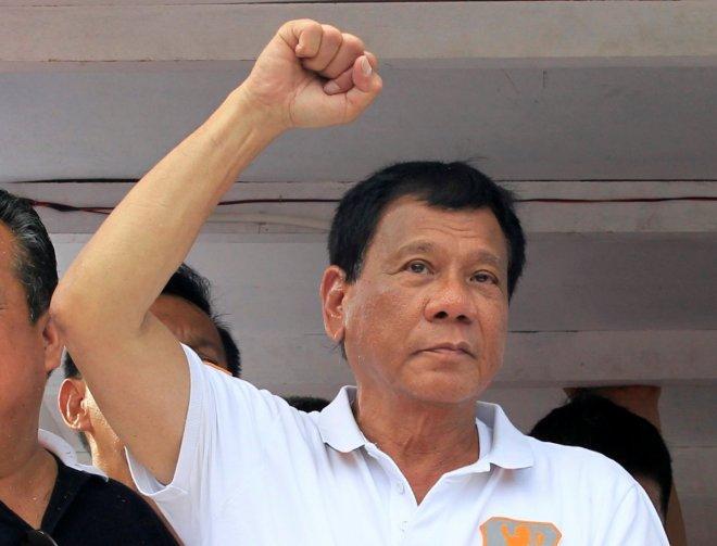 Philippines: Rodrigo Duterte will not say sorry for comment on rape victim Jaqueline Hamill