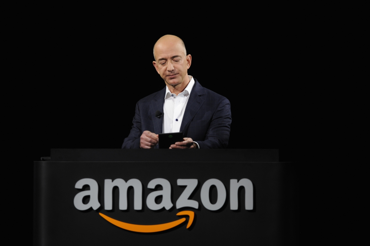 Amazon unveils visual aid to workplace distancing