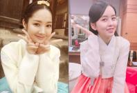 Park Min-young & Kim So-hyun