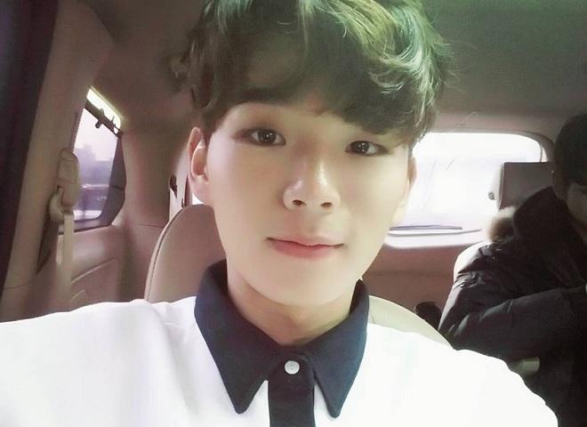 Rapper Ha Min-ho