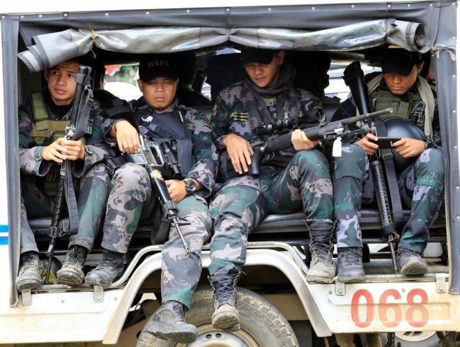 Philippines needs 14,000 policemen to address terror threats