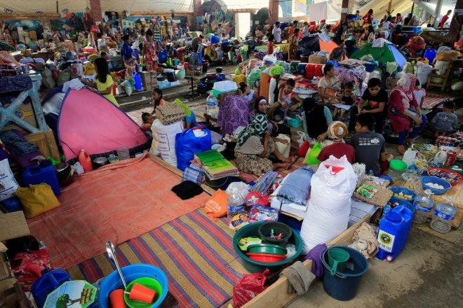 Government to give Ramadan cash, food to displaced persons