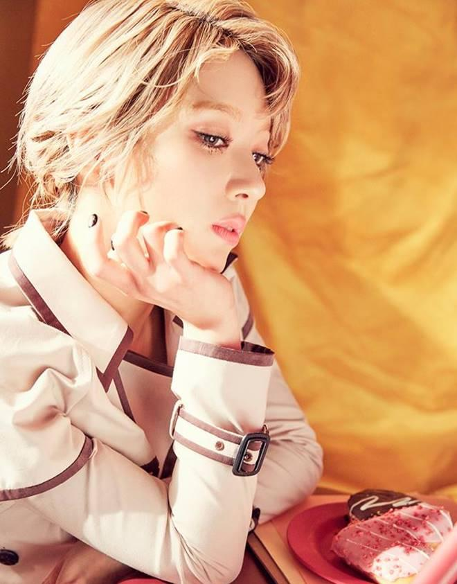 AOA member Choa