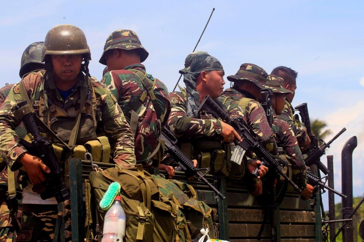 Philippine governor seeks military help to prevent maoist rebels' harassment