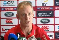 English And Irish Lions Must Be Clinical With Try Chances Says Coach Rob Howley