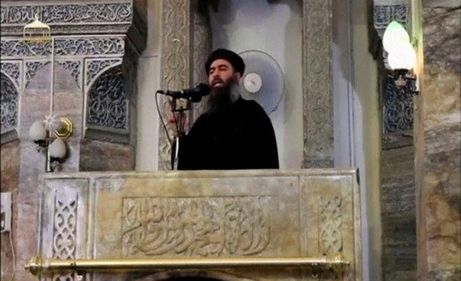 ISIS head Abu Bakr al-Baghdadi killed