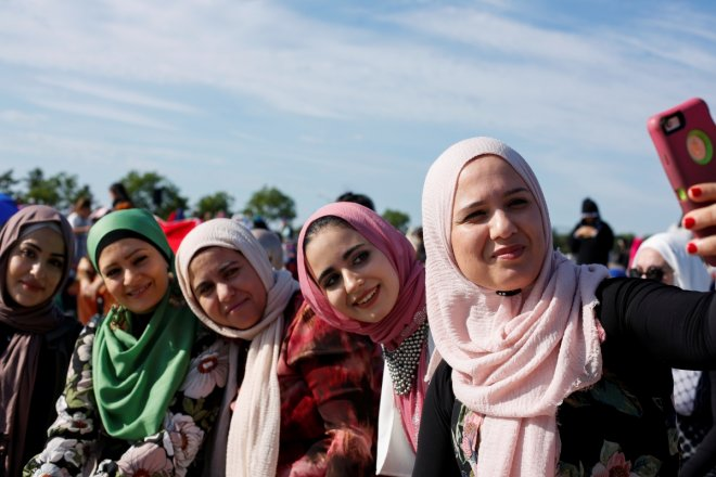 Eid al-Fitr 2017