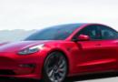 Tesla EV Model 3s